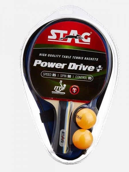 Stag Power Drive Table Tennis Racquet