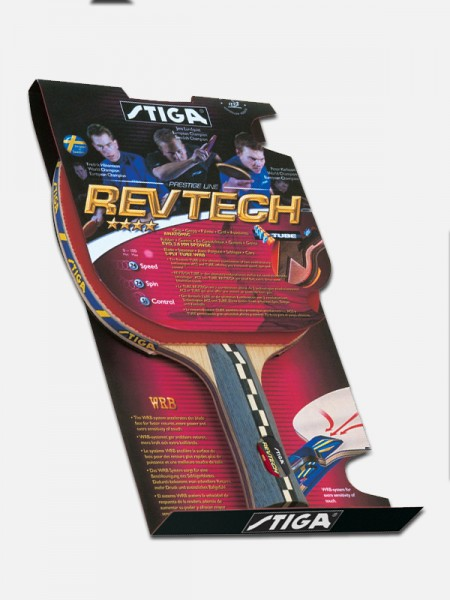 Stiga Revtech Table Tennis Bat