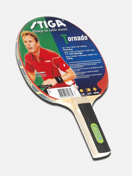 Stiga Tornado Table Tennis Bat , 32006