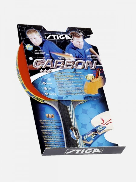 Stiga Carbon CR Table Tennis Bat