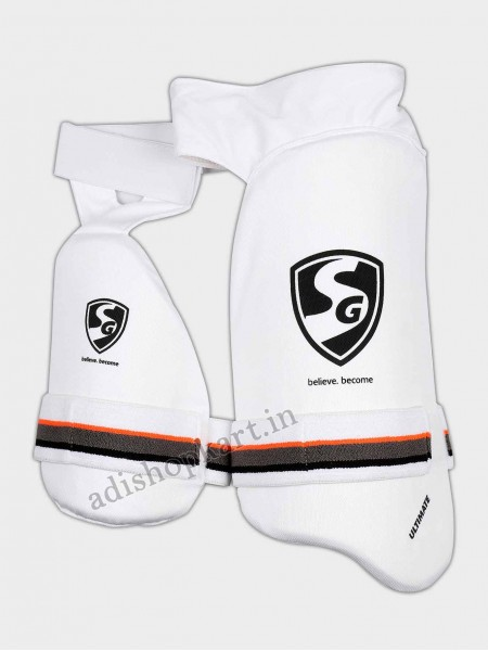 SG Ultimate Combo Right Hand Thigh Pads, Adult