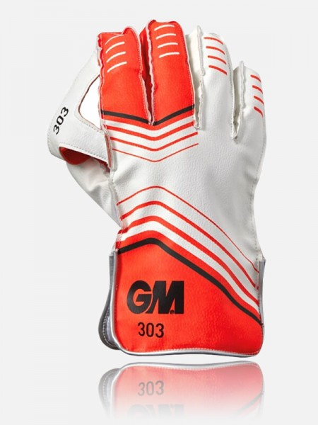 GM 303 Cricket Wicket Keeping Gloves