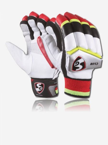 SG Club Cricket Batting Gloves