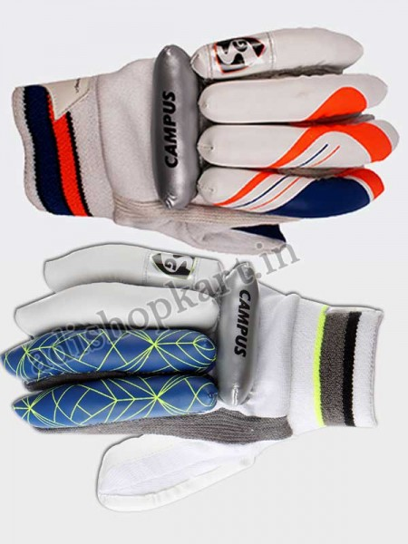 SG Campus Traditional Cricket Batting Gloves
