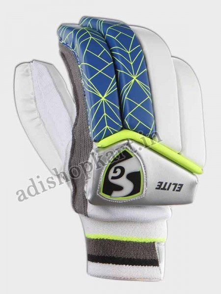SG Elite Cricket Batting Gloves
