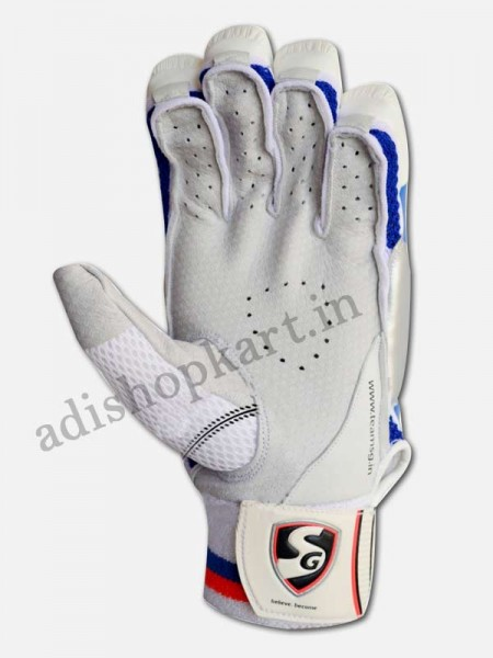 SG Hilite Cricket Batting Gloves, Men's