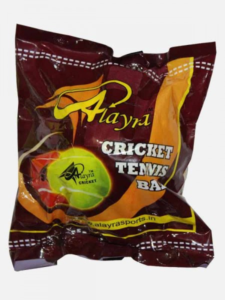 Classic Cricket Tennis Ball