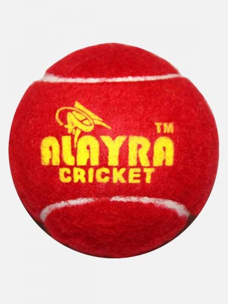 Alayra Cricket Tennis Ball