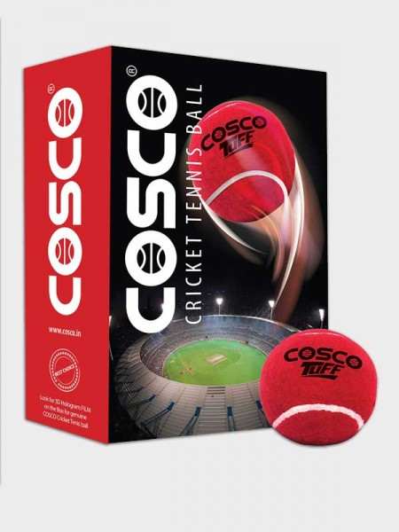 Cosco TUFF Heavy Weight  Cricket Tennis ball