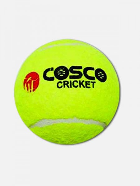 Cosco Light Weight Cricket Tennis Ball
