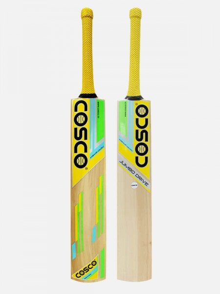 Cosco Jumbo Drive kashmir willow Cricket Bat