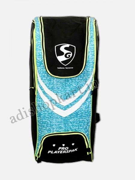 SG  Pro Playerspak Cricket Kit Bag (Blue)
