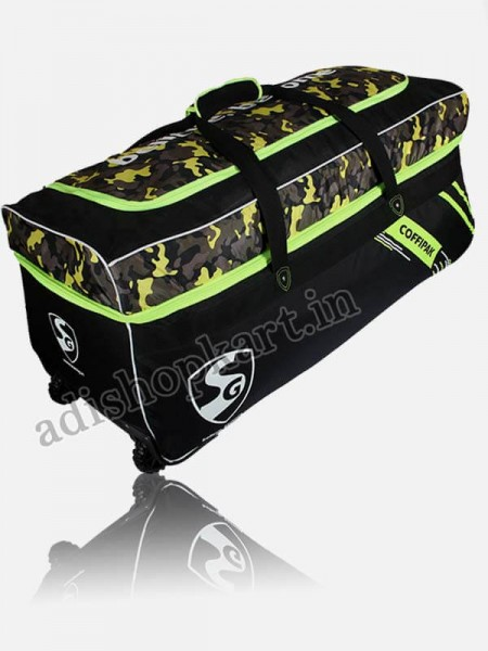 Sg Coffipak Cricket Kit Bag