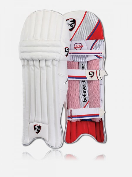 SG League Cricket Batting Legguard Pads