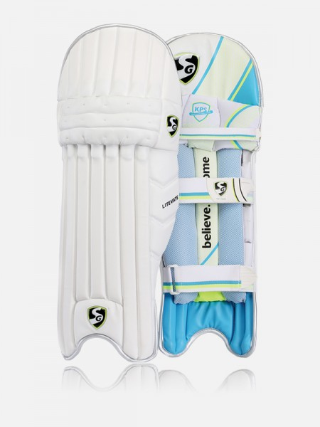 SG Litevate Cricket Batting Legguard Pads