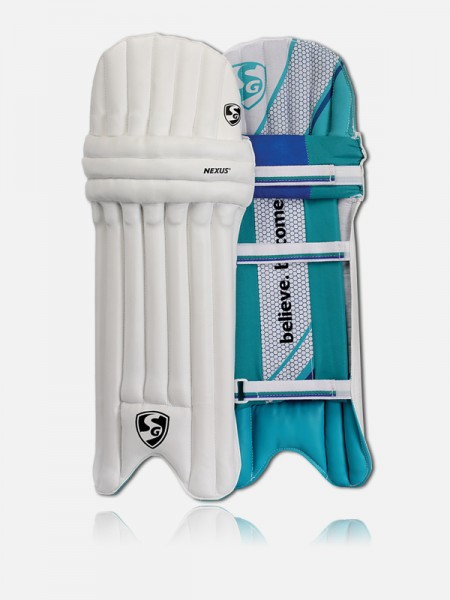 SG Nexus Cricket Batting Legguard Pads