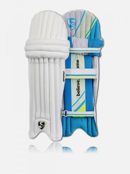 SG Optipro Cricket Batting Legguard Pads