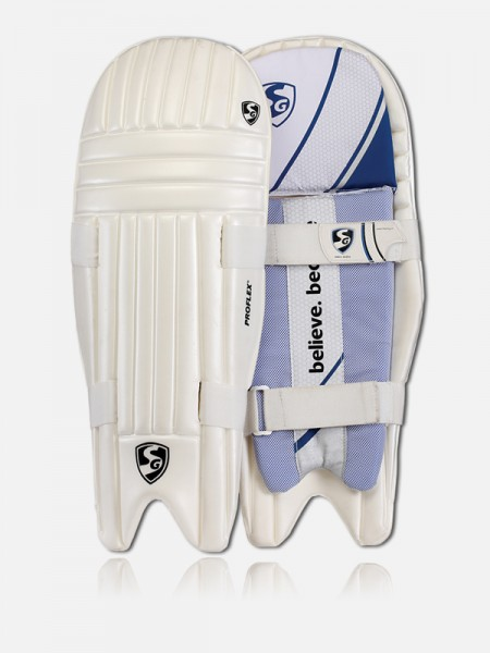 SG Proflex Cricket Batting Legguard Pads