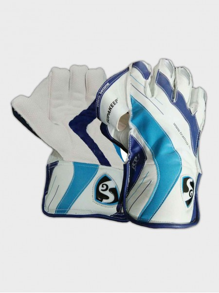 SG Supakeep Wicket Keeping Gloves, Youth