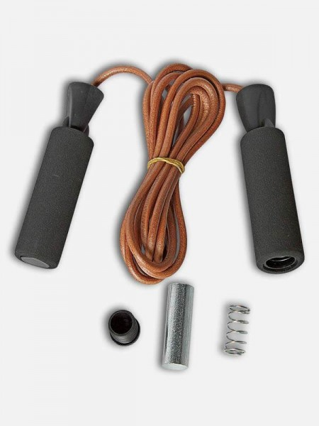 Nivia Leather Jump Rope, DY-JR-590