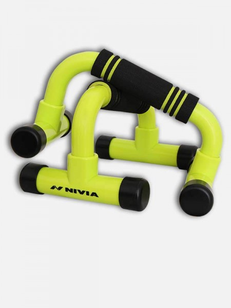 Nivia Plastic Push up Bar, DY-11028