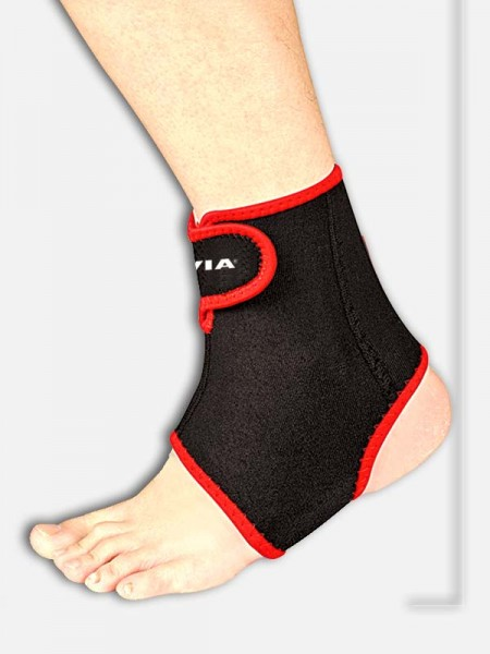 Nivia Ankle Support with adjustable velcro, AS-587
