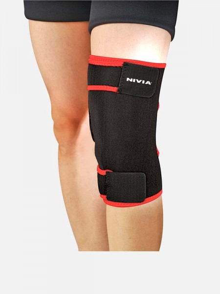 Nivia Knee Support with adjustable velcro, KS-585