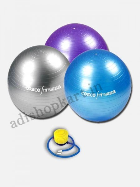 Cosco Anti Burst Gym Ball - 55cm