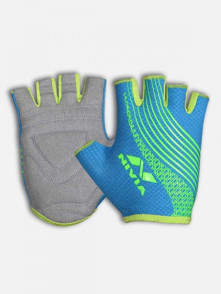 Nivia Taipen GYM Gloves, GG-437LBG
