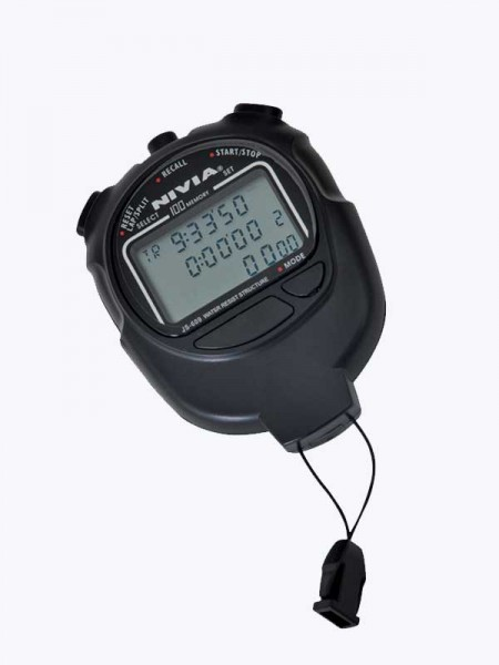 Nivia Digital Stop Watch (Black)
