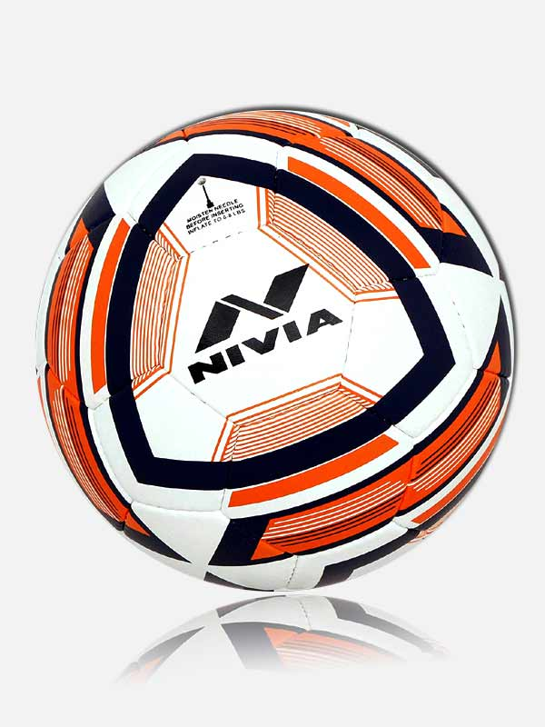 Nivia Equator Football Size - 5