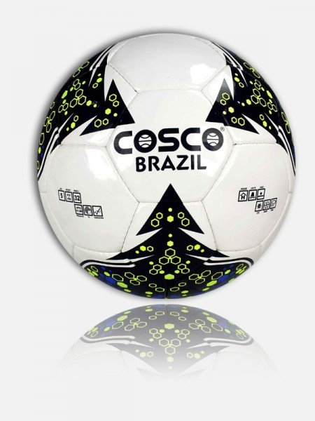 Cosco  Brazil Football, Size - 5