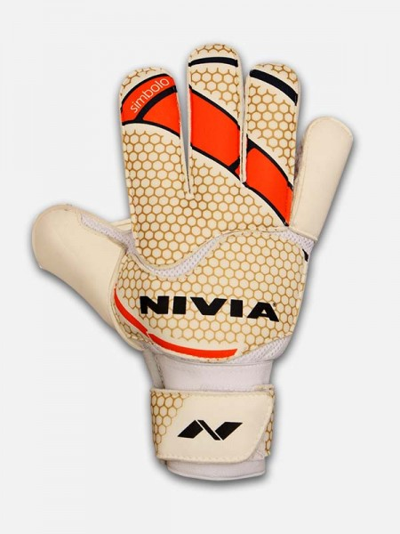 Nivia Simbolo Goalkeeper Gloves (GG-935)