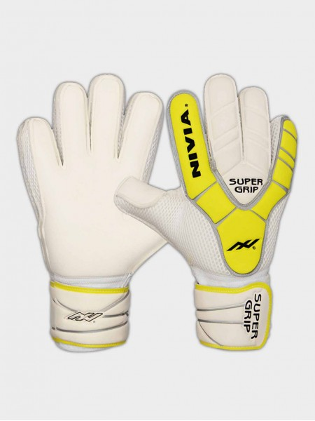 Nivia Super Grip Goalkeeper Gloves (GG-882)