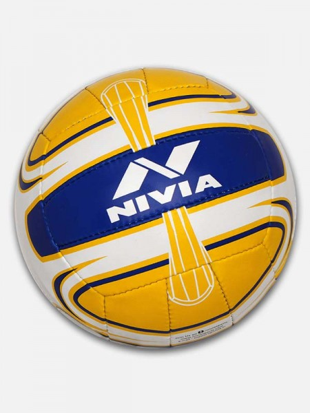 Nivia Super Synthetic Volleyball Size-4 (VB-474)