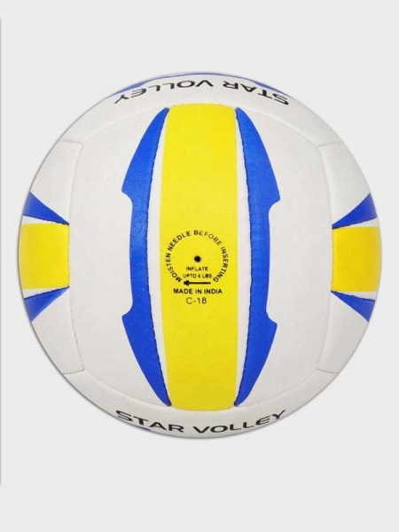 Cosco Star Volleyball Size-4 (15021)