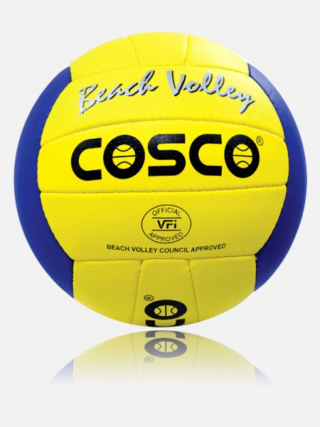 Cosco Beach Volleyball Size-4 (15017)